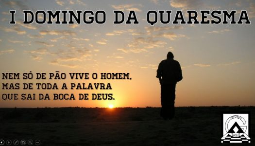 1º Domingo da Quaresma –  Ano C