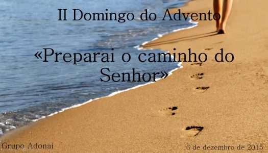 2º Domingo do Advento – Ano C